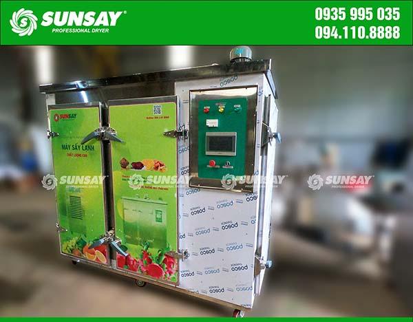 Cung cấp máy sấy lạnh đến Đắk Lắk