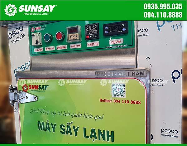 Máy sấy lạnh tại Kon Tum