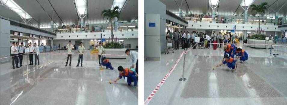 SUNSAY Việt Nam hợp tác Công ty CP Nano Phạm Gia chuyển giao máy sấy nền (sàn) gạch