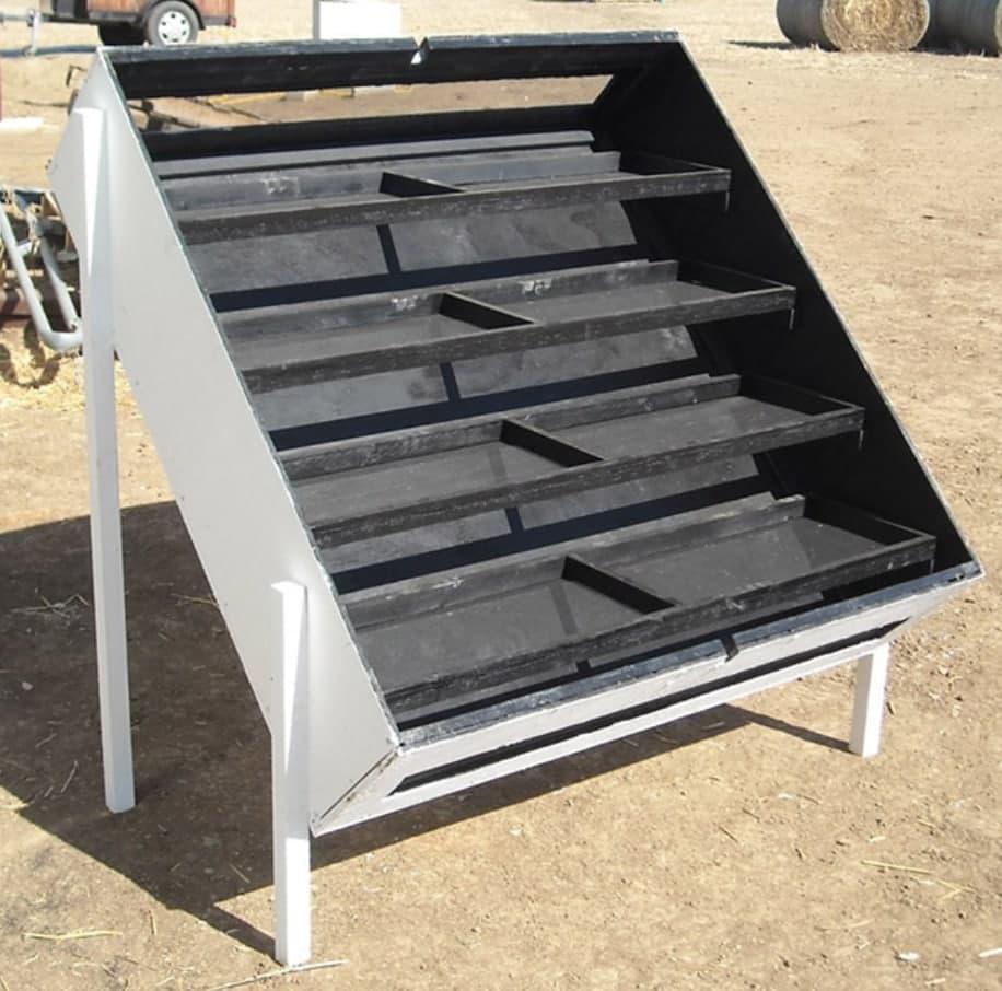 Chế tạo máy sấy năng lượng mặt trời