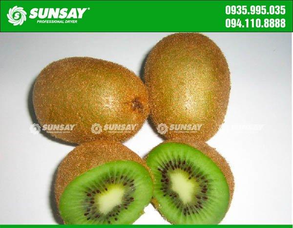Kiwi tươi giàu giá trị dinh dưỡng